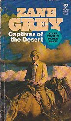 9780671818296: Captives of the Desert