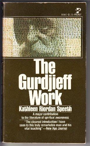 9780671818418: Gurdjieff Work