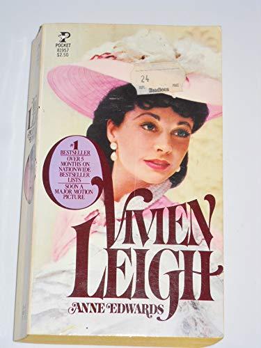 9780671819576: La vie déchirante de Vivien Leigh.
