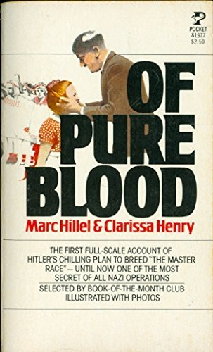 9780671819774: Title: Of Pure Blood