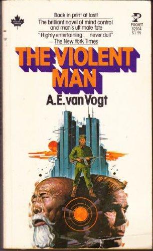 9780671820046: The Violent Man