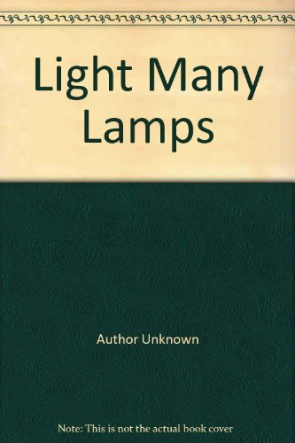 9780671820176: Light from Many Lamps