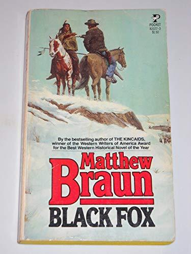 9780671820275: Black Fox