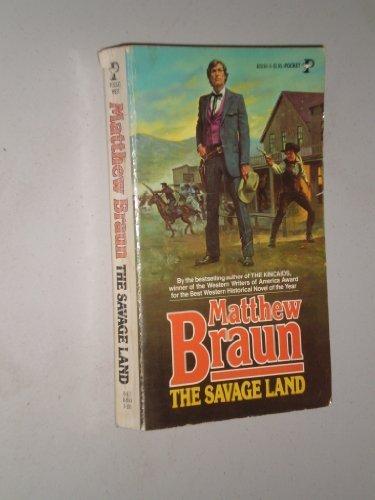 9780671820305: Savage Land Braun