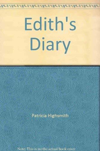 9780671820428: Edith's Diary