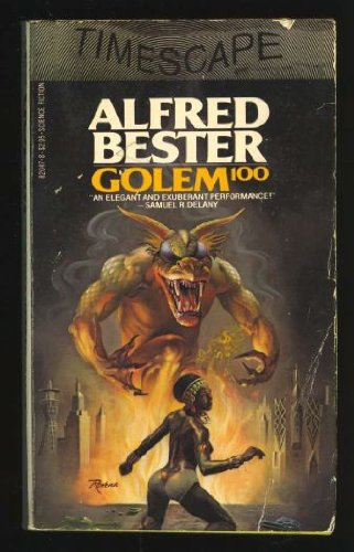 Golem 100 (9780671820473) by Alfred bester