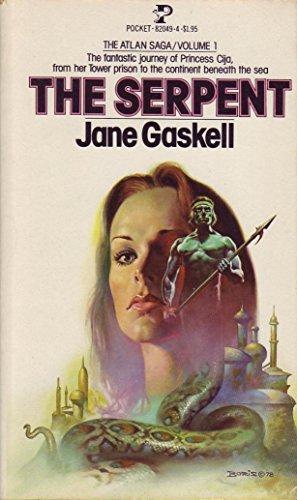 9780671820497: The Serpent (Atlan Saga, Volume 1)