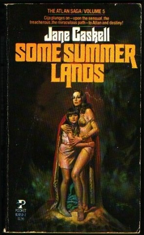 9780671820534: Some Summer Lands (Atlan Saga, Vol. 5)