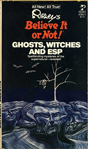 9780671820664: Believe It or Not - Ghosts, Witches and ESP