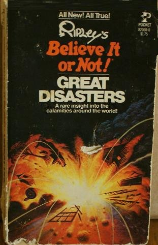 9780671820688: Ripley's Believe It or Not! Great Disasters