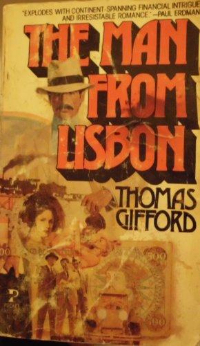 9780671820701: Man from Lisbon