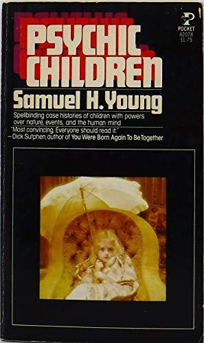 9780671820787: Psychic Children