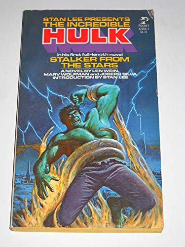The Incredible Hulk: Stalker From the Stars: Wein, Len; Wolfman,