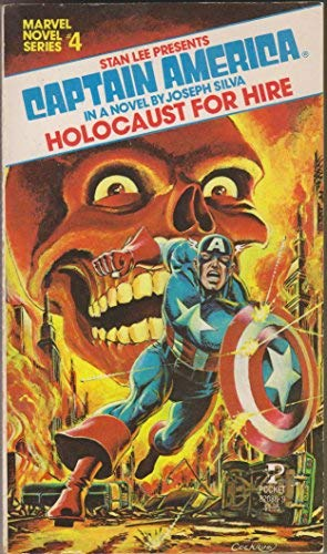 Title: Captain America Holocaust for Hire Marvel Novel Se