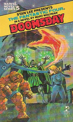 9780671820879: Doomsday: The Fantastic Four (Marvel Super Heroes Series #5)