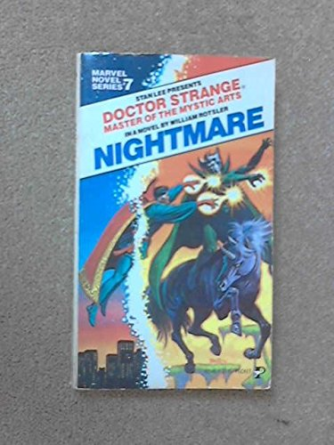 Nightmare: Doctor Strange - Master of the Mystic Arts
