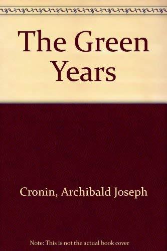 9780671821012: Green Years