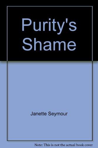 9780671821241: Purity's Shame (Kangaroo Book)