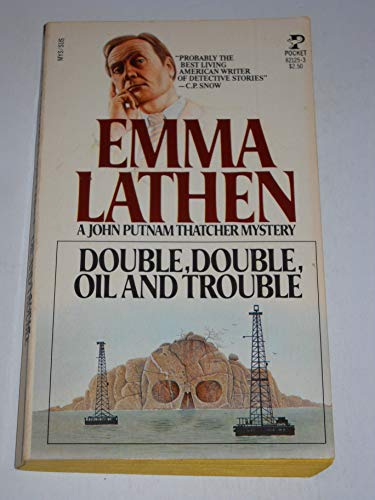 9780671821258: Double, Double, Oil and Trouble (A John Putnam Thatcher Mystery)