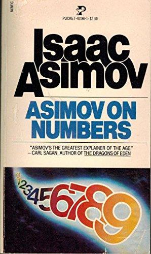 9780671821340: Asimov on Numbers