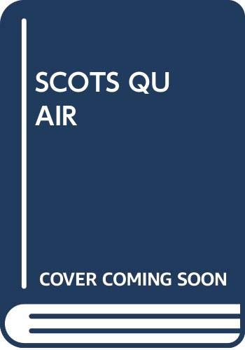 9780671821661: A Scots Quair