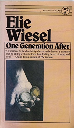 One Generation After: Elie Wiesel