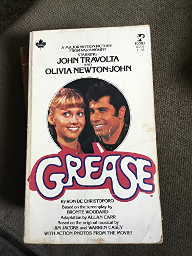 9780671822354: Title: Grease