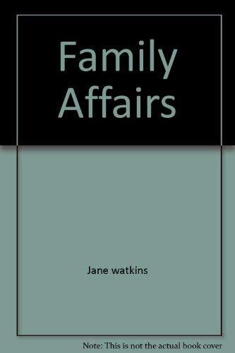 Family Affairs: watkins, Jane