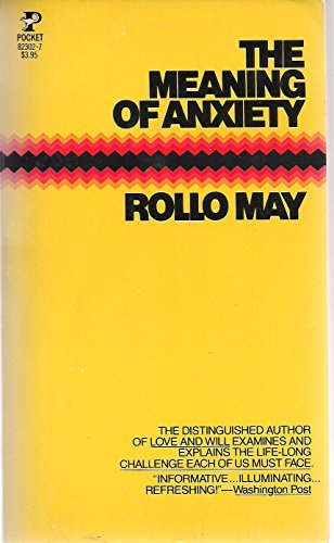 9780671823023: Title: Meaning of Anxiety