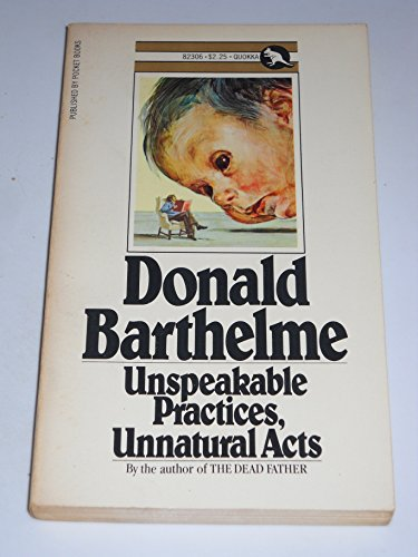 9780671823061: Unspeakable Practices Unnatural Acts