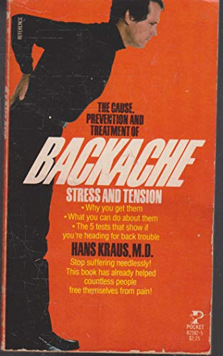 9780671823825: Backache Stress and Tension