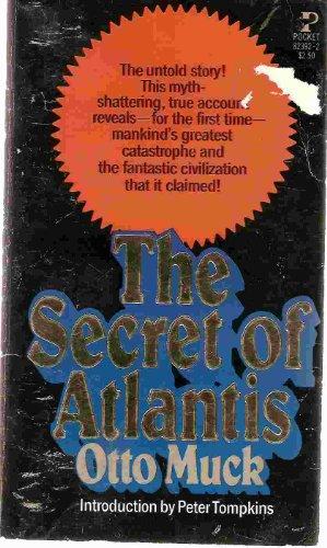 9780671823924: SECRET OF ATLANTIS
