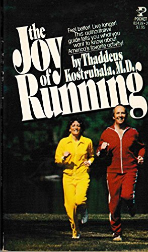 9780671824396: Joy of Running