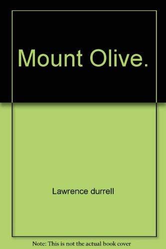 9780671824600: Mount Olive