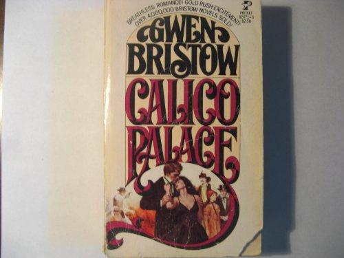 9780671824716: Calico Palace