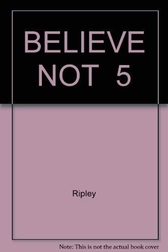 Ripley's Believe It or Not (5th Series): Ripley