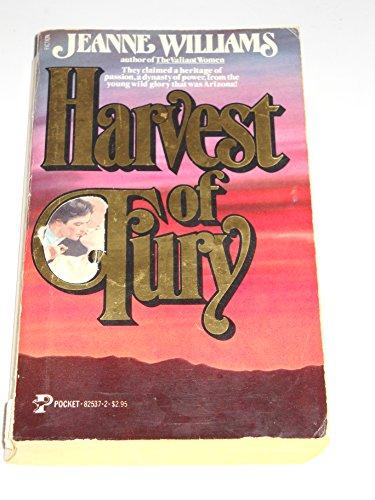 9780671825379: Harvest of Fury