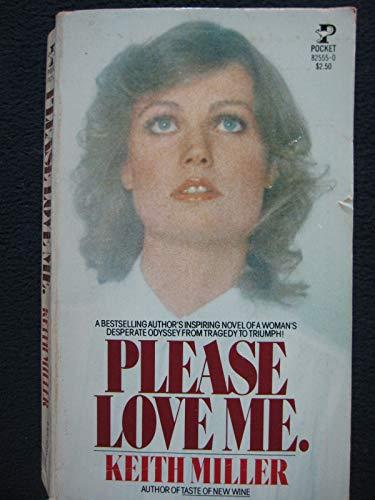 9780671825553: Please Love Me