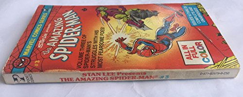 9780671825799: Stan Lee Presents The Amazing Spider-man #3 (Marvel Comics Series)