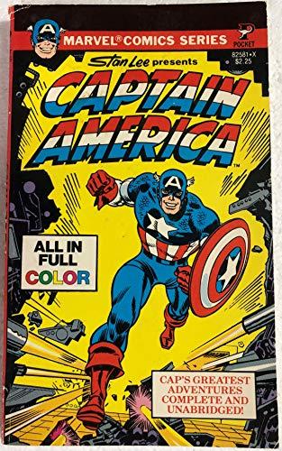 9780671825812: Captain America
