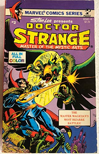 9780671825829: Stan Lee Presents Doctor Strange: Master of the Mystic Arts (Marvel Comics Series, No. 2)