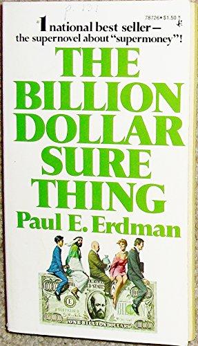 9780671826406: The Billion Dollar Sure Thing
