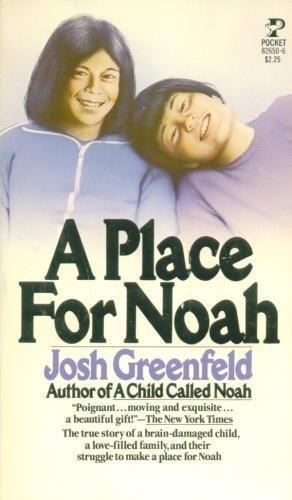9780671826505: A Place for Noah