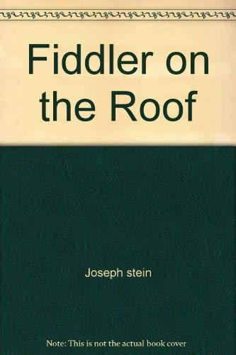 9780671826550: Fiddler on the Roof