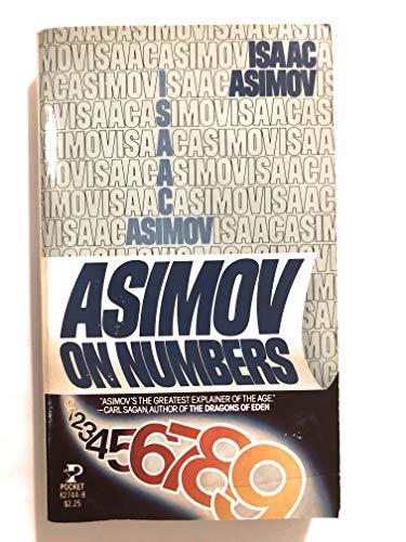 9780671827441: Asimov on Numbers