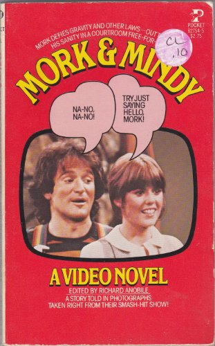9780671827540: Mork and Mindy : A Video Novel