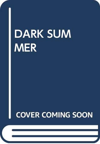 9780671828035: Dark Summer