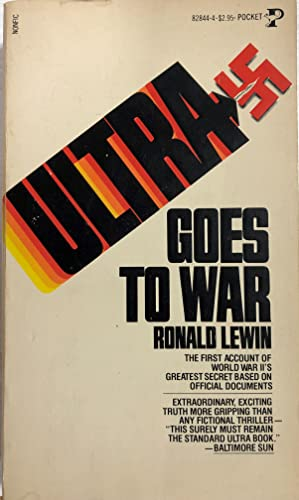 9780671828448: Ultra Goes to War