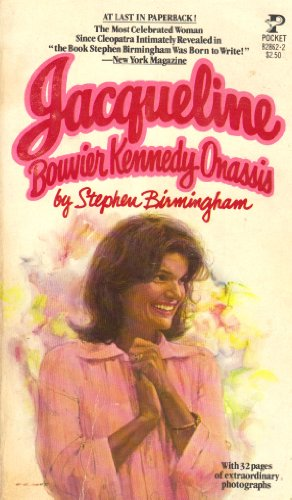 9780671828622: Jacqueline Bouvier Kennedy Onassis