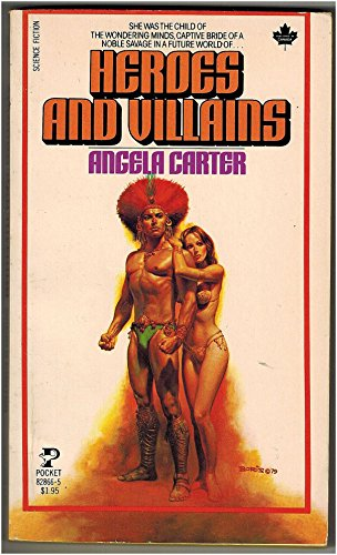 Heroes Villains (9780671828660) by Angela carter